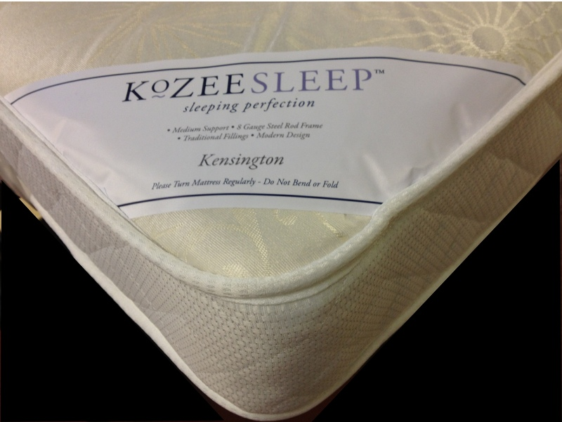 4ft 6 Double Kozeesleep Stitchbond Mattress
